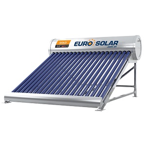 Máy nước nóng năng lượng mặt trời Euro Solar Gold - 18 ống